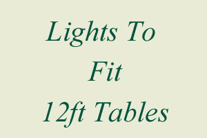 Full Size Table Lights