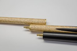 Three Quarter Jointed Snooker Cues