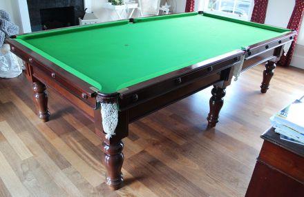 9ft Billiard Tables