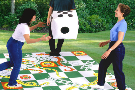Giant Garden Games