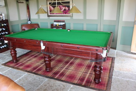 9ft Snooker Tables