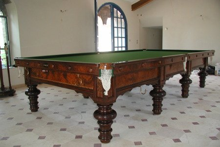 Full Size Snooker Tables
