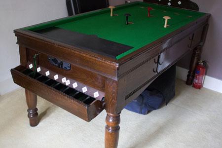 Bar Billiard Tables