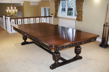 9ft Pool Dining Tables