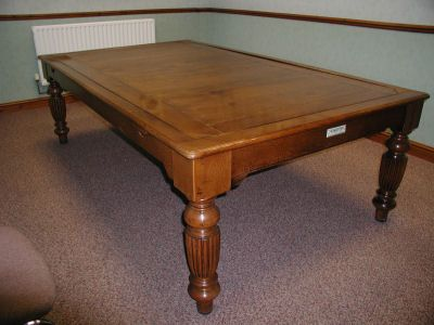 Rollover Billiard/Snooker Table