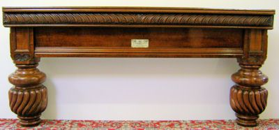 (H247) F/S Ashcroft Mahogany Antique Table