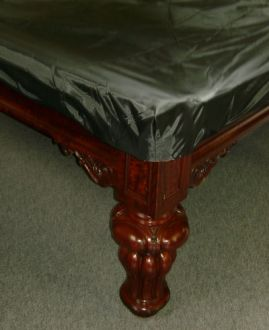 10ft Plastic Table Cover