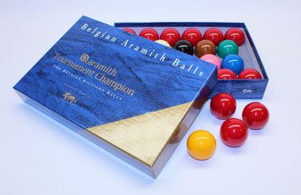 Tournament Champion Fullsize Snooker Set 2 1/16inch (52.5mm) 22 balls