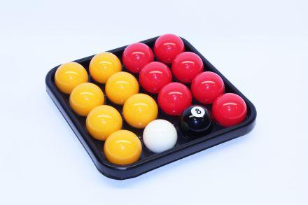 snooker ball tray