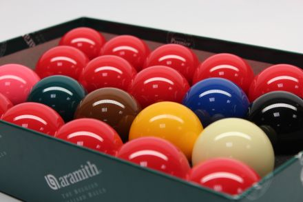 Aramith 2 inch (51mm) 22 Ball Snooker Set