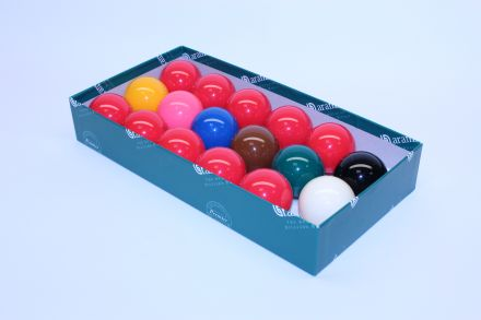 Aramith 1 1/2 inch (37.5mm) 17 Ball Snooker Set