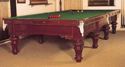 Victorian Mahogany Full Size Table
