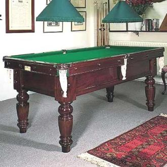Small Snooker Tables