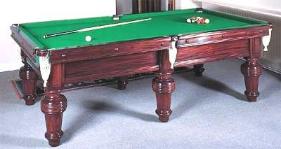 Antique Snooker Table