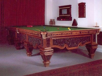 Full Size Snooker Table by George Wright