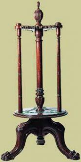oak rack
