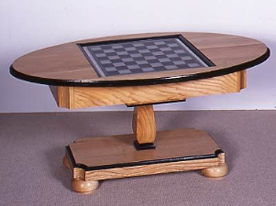Coffee Table/Chess Table