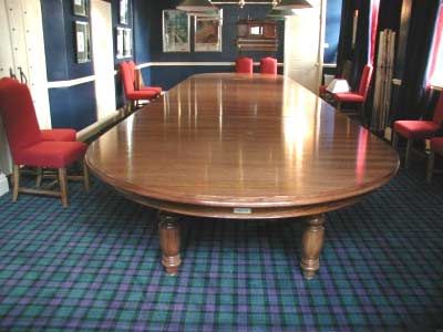 Snooker Boardroom Table