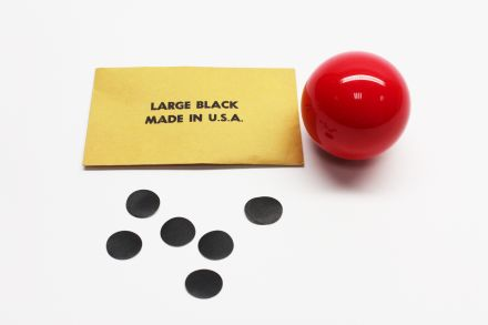 large black spots for snooker
