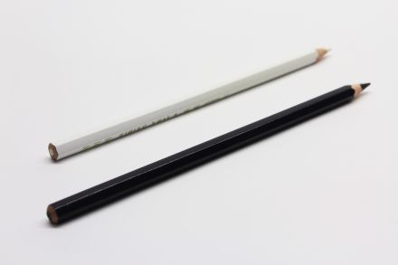 black baulk marking pencil