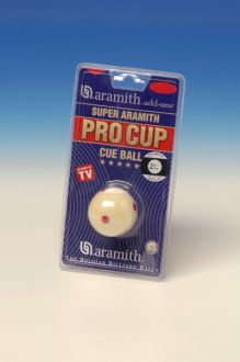 1 7/8 Aramith Pro Cup Cue Ball