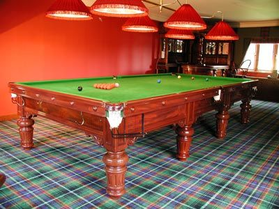 Billiard Tables to Moscow, Russia