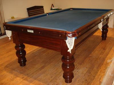 Pool Tables, Russia