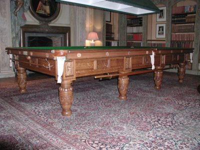 Pool/Billiard Tables, Sweden