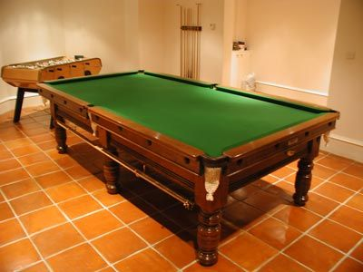 Snooker Pool/Table in Spain