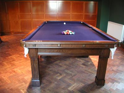 Small Pool Table in Spain