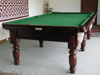 Antique Billiard Table in Majorca, Spain