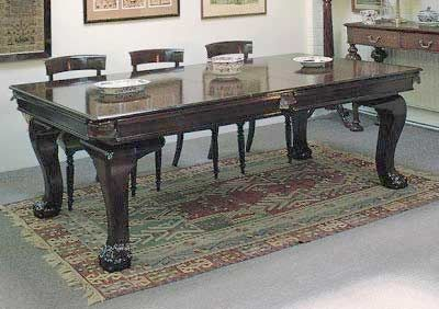 Antique Pool/Dining Tables in Portugal