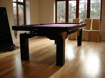 Contemporary Pool/Billiard Tables, Netherlands