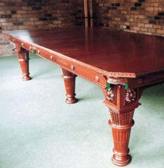 Antique Dining/Pool Tables, Amsterdam