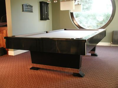 Pool Tables, Rome, Italy