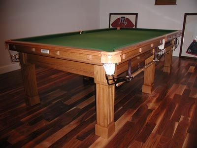 Contemporary Handmade Pool Table, Roma, Italy