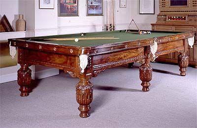 Large Billiard/Pool Table, Germany