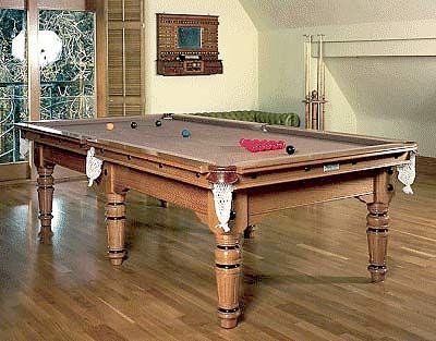 Bespoke Pool Tables, Germany