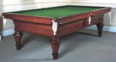 French Pool tables in Germany