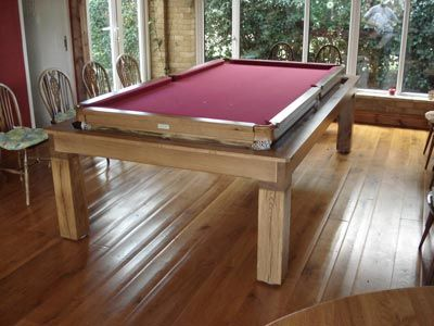 Billiard Dining Table - Provance