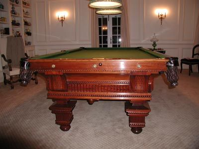 Brunswick Billiard Tables in Los Angeles