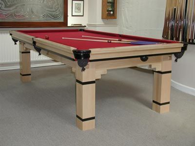 Contemporary Pool Table in New York