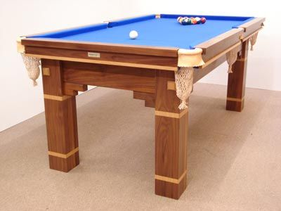 Pool Table in Connetticutt, USA