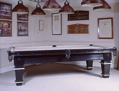 Bespoke American Pool Table