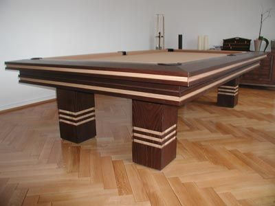 Walnut American Pool Table in Los Angeles