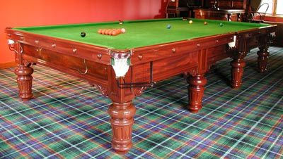 Full-Size Billiard Restoration, Recovering Service - Home Counties