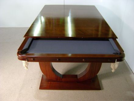 Ariel Pool Dining Table