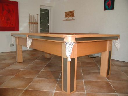 Aston Snooker Table