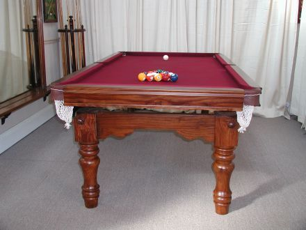 Buchanan Snooker Dining Table