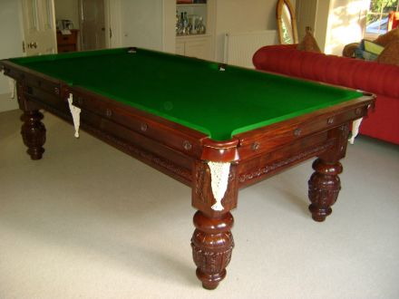 Carnegie Snooker Table